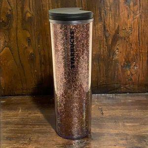 Starbucks Glitter Travel Mug